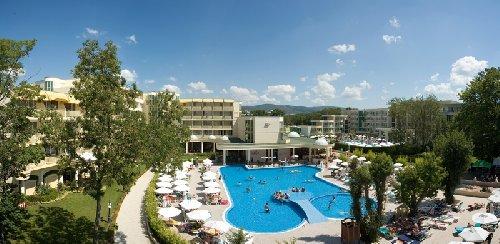 Das Club Hotel (rodopi / Zvete / Flora Park)